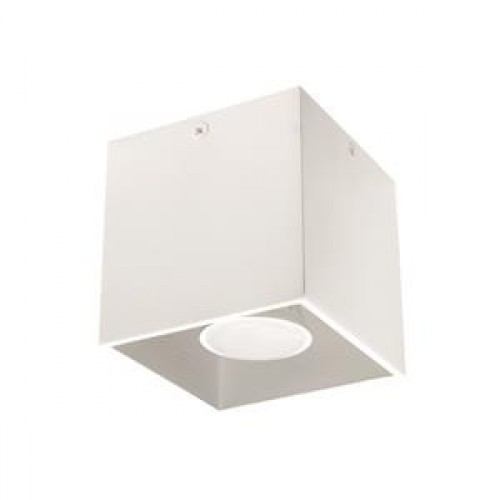 Kanlux 27032 ALGO GU10 CL-W Mennyezeti lámpatest