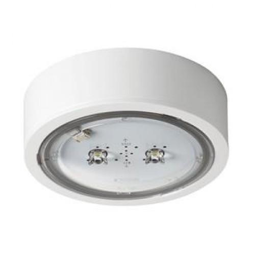 Kanlux 27383 iTECH F2 105 M ST W, Vészkijárat jelző lámpa
