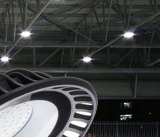 Az ipari lámpák nem csak a gyárakban fontosak