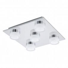 94654 EGLO  LED-WL/5 CHROM/SAT-KLAR ROMENDO, Mennyezeti lámpa