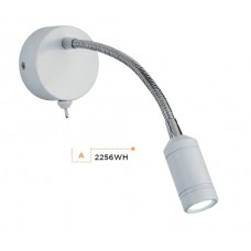 Searchlight 2256WH Wall, LED Fali lámpa