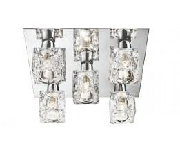 Searchlight 2275-5-LED Ice Cube, LED Mennyezeti lámpa