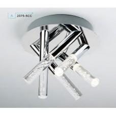 Searchlight 2375-5CC Bubbles, LED Mennyezeti lámpa