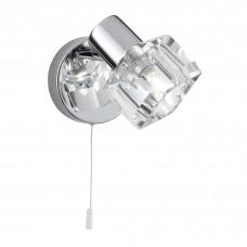 Searchlight 3761CC-LED Tritom, LED Fali lámpa