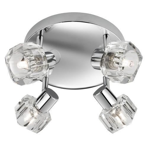 Searchlight 3764CC-LED Triton, LED Mennyezeti lámpa