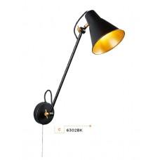 Searchlight 6302BK Wall, Fali lámpa