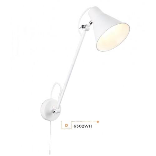 Searchlight 6302WH Wall,  Fali lámpa