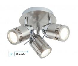 Searchlight 6603SS Samson, Mennyezeti lámpa