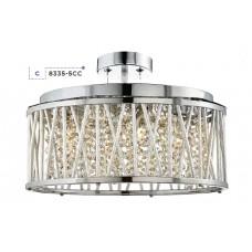 Searchlight 8335-5CC Elise, Mennyezeti lámpa