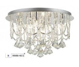 Searchlight 9986-6CC Mela, Mennyezeti lámpa