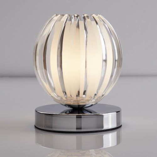 Searchlight EU1811CL Touch, Asztali lámpa