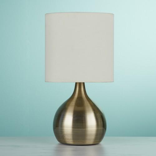 Searchlight EU3923AB Touch, Asztali lámpa