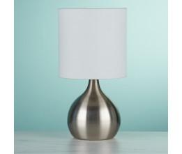 Searchlight EU3923SS Touch, Asztali lámpa
