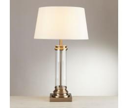 Searchlight EU5141AB Pedestal, Asztali lámpa