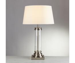 Searchlight EU5141SS Pedestal, Asztali lámpa