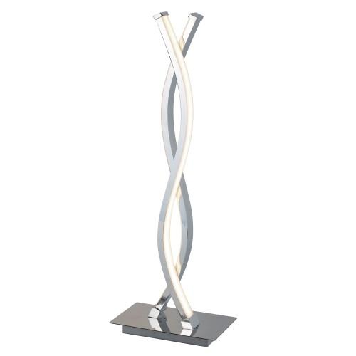 Searchlight EU5678CC Platt, LED Asztali lámpa