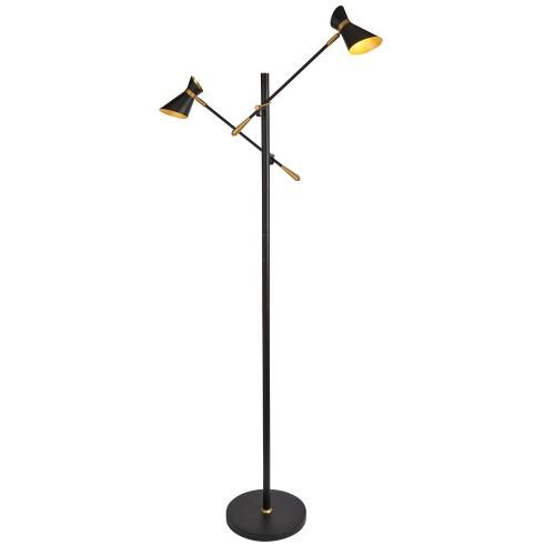 Searchlight EU5962-2BG Diablo, LED Álló lámpa