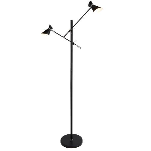 Searchlight EU5962-2BW Diablo, LED Álló lámpa