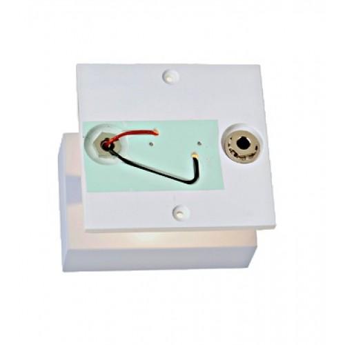 Shrack Technik LI1000613 MANA, Fali lámpatest búra nélkül