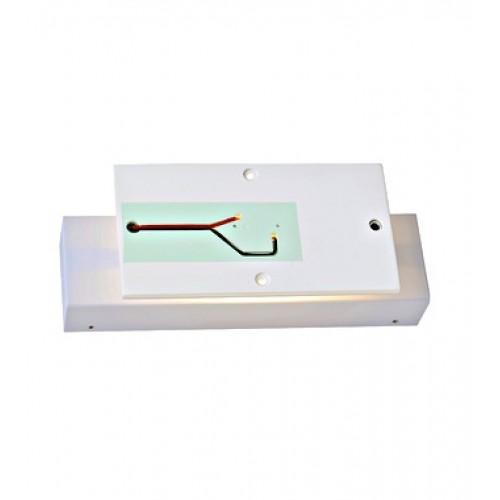 Shrack Technik LI1000614 MANA, Fali lámpatest búra nélkül