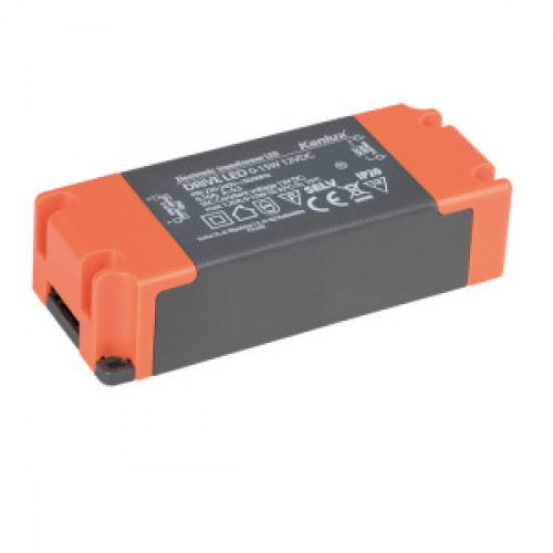 Kanlux 23860 DRIVE LED 0-15W Elektronikus transformátor