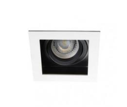 Kanlux 26720 Aret 1XMR16-W pont lámpan foglalat nélkül