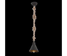 Elmark 955ROPE1P ROPE, Függesztett lámpa