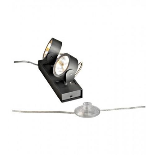 Schrack Technik LI1000125 KALU, Asztali lámpa