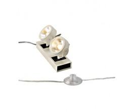 Schrack Technik LI1000126 KALU, Asztali lámpa
