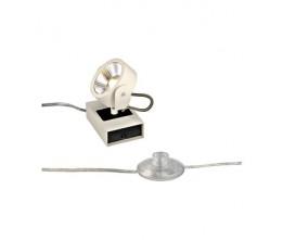 Schrack Technik LI1000140 KALU, Asztali lámpa