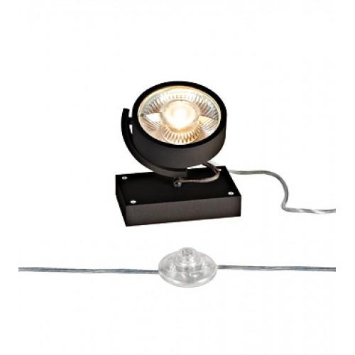 Schrack Technik LI1000722 KALU, Asztali lámpa
