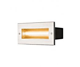 Schrack Technik LI233650  BRICK, Kültéri beépített fali lámpa