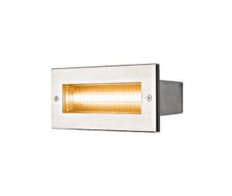 Schrack Technik LI233651  BRICK, Kültéri beépített fali lámpa