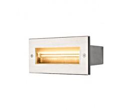 Schrack Technik LI233661  BRICK, Kültéri beépített fali lámpa