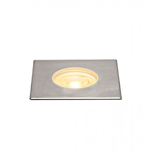 Schrack Technik LI233776 DASAR 180 PREMIUM, Süllyesztett padlólámpa