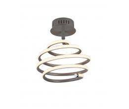 Searchlight 7457GY Swirl, mennyezeti lámpa