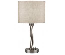Searchlight  EU7564SS VEGAS, Asztali lámpa