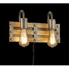 TRIO LIGHTING FOR 205570267 KHAN, Fali lámpa