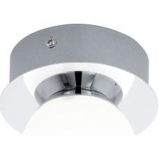 94626 EGLO LED-WL/DL/1 CHROM/WEISS MOSIANO, Fali lámpa