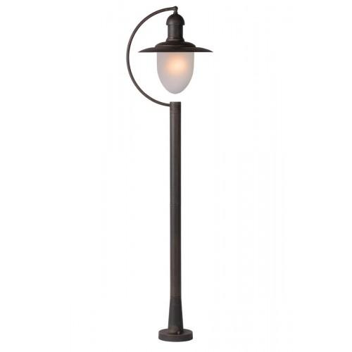 Lucide 11873/01/97 ARUBA Lantern IP44 1xE27 H110 D25 Rust