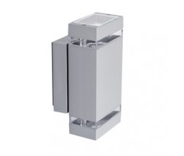 Kanlux ZEW EL-235J-GR Kültéri lámpatest , szürke - 22442