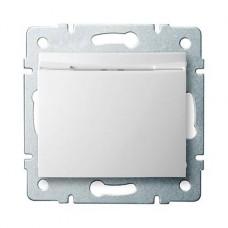 Kanlux LOGI 25083 Hotelkártyakapcsoló késleltetéssel 10AX - 250V~,fehér