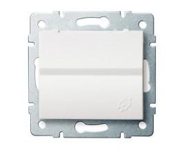 Kanlux LOGI 25087 Csatlakozóaljzat IP44  16A - 250V~,fehér