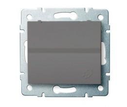 Kanlux LOGI 25265 Csatlakozóaljzat IP44 16A - 250V~,grafit
