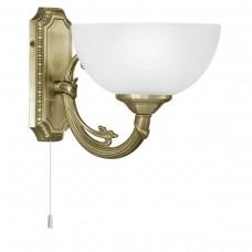 Eglo 82751 WL/1 BRÜNIERT 'SAVOY, Fali lámpa
