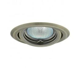 Kanlux 00330 ARGUS CT-2115-BR/M, átmérő 95 mm, Beépithető lámpa