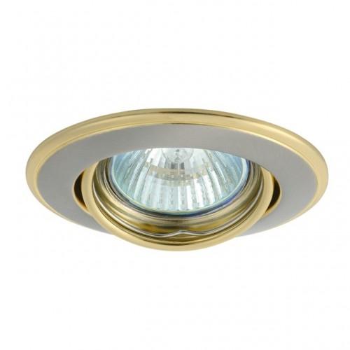 Kanlux  02830 HORN CTC-3115-SN/G, Beépíthető lámpa