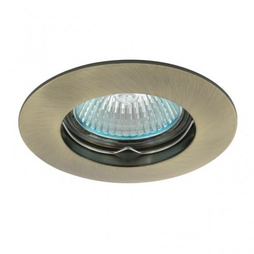 Kanlux  02584 LUTO CTX-DS02B-AB, Beépithető lámpa