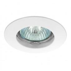 Kanlux  02580 LUTO CTX-DS02B-W, Beépíthető lámpa