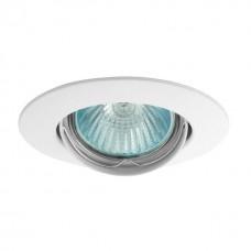 Kanlux  02590 LUTO CTX-DT02B-W, Beépíthető lámpa